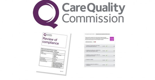 CQC Inspection Report Results